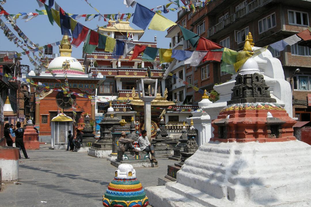 Kathmandu, Capitol City of Nepal